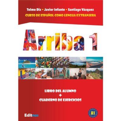 Portada Libro de Español Arriba 1
